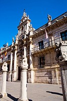 Spain _ Castile and Leon _ Valladolid _ University