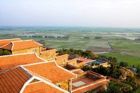 Vietnam _ The South _ The Delta of Mekong _ Chau Doc Surroundings _ Mont Sam