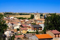 Spain _ Castile and Leon _ Province of Valladolid _ Route of Ribera del Duero _ Sotillo de la Ribera