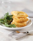 Deep_fried pasties with savoury filling