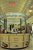 information, shopping mall, dubai, united arab emirates