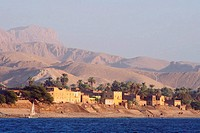 Egypt: village at the Nile (thumbnail)