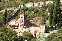 Greece : Mystras