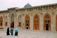 Syria _ Aleppo _ Great Mosque