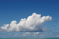 Cloud, Maldives