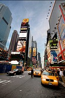 Times Square, Manhattan, NYC, USA
