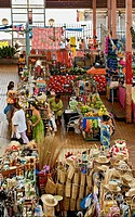Traditional Polynesian Market of Papeete