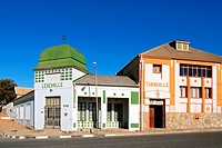 Colonial German Building in Lüderitz