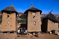 Dogon villageYabatalou Bandiagara Escarpment Mali