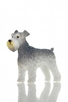Plastic Figurine of a terrier