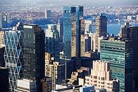 Time Warner Building, New York City