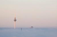 Nebel über Berlin
