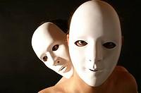 Masken Duo