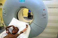 CT SCANNER Photo essay from the Marie Lannelongue Surgical Center 92, France. The association Cardiac Mécénat Surgery Enfant du Monde helps children a...