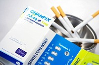 Champix active molecule : Varenicline is a drug recommended in the framework of tobacco withdrawal date of authorization of commercialization : Septem...