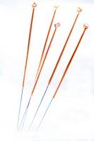 ACUPUNCTURE Acupuncture needles.