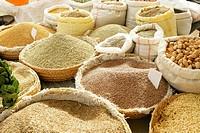 Photo essay. Tunisia. Market.