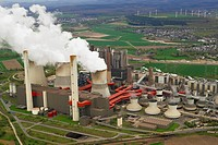 Coal_burning power plant, Germany