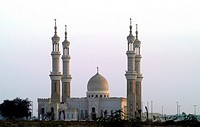 United Arab Emirates, Sharjah, Great Mosque