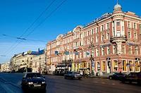 Russia, St Petersburg, Nevsky Prospekt