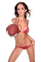 Bikini Football