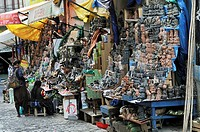 Witch´s stall, La Paz, Bolivia, South America