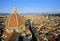 Santa Maria del Fiore Cathedral, Florence, Tuscany, Italy Europe