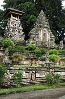 Temple near Bangli, Bali, Indonesia