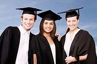 Graduating students (thumbnail)