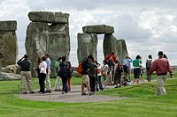 Stonehenge, Wiltshire, England, Great Britain, Europe