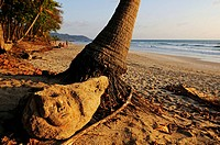 Beach of Santa Teresa, Mal Pais, Nicoya Peninsula, Costa Rica, Central America