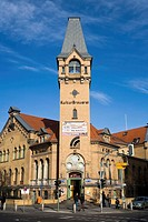 Kulturbrauerei / Frannz Club, Prenzlauer Berg, Pankow, Berlin, Germany, Europe