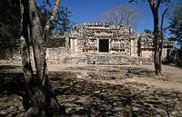 Ruins of Hochob, Mexico, North America