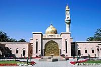 Oman Zawawi Moschee Muscat