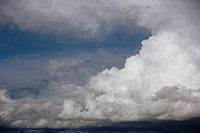 Clouds in stormy sky (thumbnail)