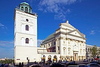 St. Anne´s Church, Warsaw, Poland