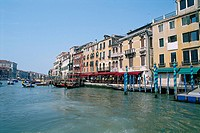 Italy _ Venice _ The Grand Canal _ way of life