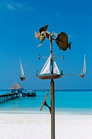 Maldives _ Dunikolu Island _ Coco Palm Resort _ Weathercock