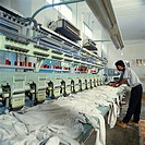 Garment embroidery factory
