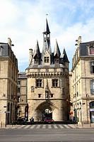 Porte Dijeaux, Bordeaux. Gironde, Aquitaine, France