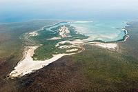 Coast, beach, Dampier Peninsula, Western Australia, WA, Australia