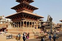 Hari Shankar Temple, Durbar Square of Patan, Lalitpur, Kathmandu, Nepal