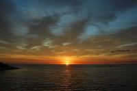 Sunrise, Santa Margerita di Pula, Sardinia, Italy