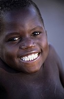 child, malawi, africa