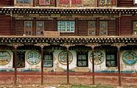 eastern tibet, kham, sichuan, dzogchen, dzogchen rudam orgyen samten choling monastery