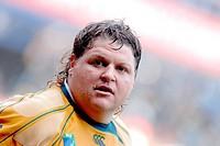 matt dunning,montpellier 23/09/2007 ,rugby world cup ,australia_fiji ,photo paolo bona/markanews