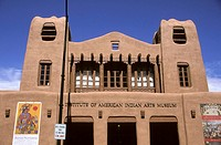 usa, new mexico, santa fé, indian arts museum