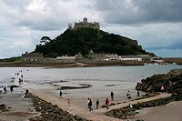 St. Michael's Mount, Marazion, Cornwall, Great Britain