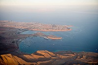 Aerial Photo of Sharm el Sheikh, Egypt
