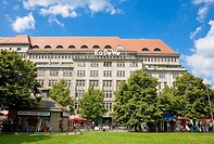 Department store of the west, KaDeWe, Berlin, Germany